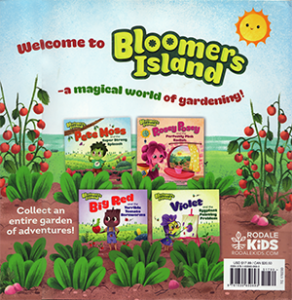 Bloomers Island, The Great Garden Party
