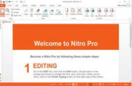 Nitro Pro Enterprise 10